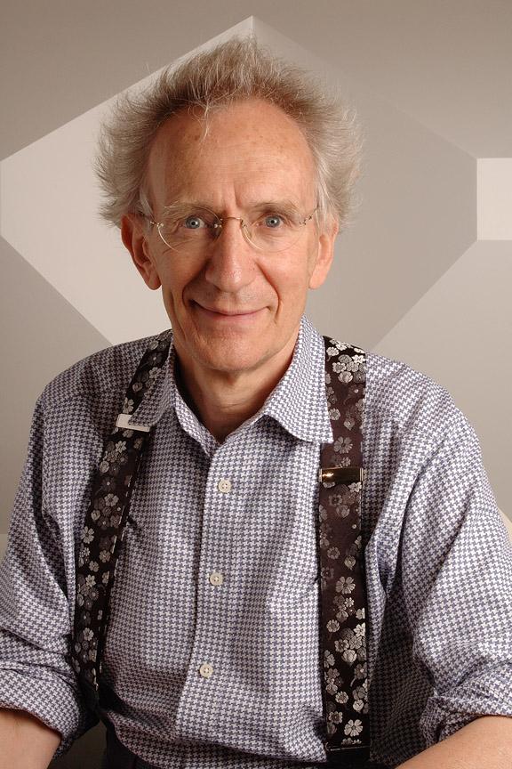 Patrick Hughes, 3D artist.