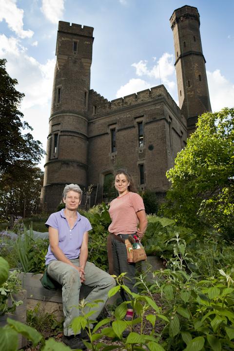 Patchwork Farmers; The Castle