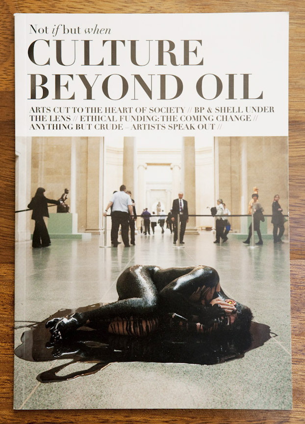 Culture Beyond Oil Magazine