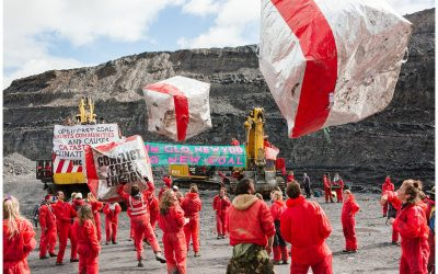 Reclaim the Power Mass Action Camp – End Coal Now